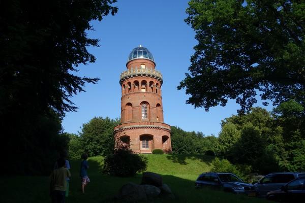 Ernst-Moritz-Arndt-Turm auf dem Rugard