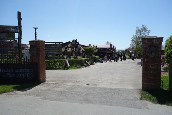 Eingang Bauer Lange