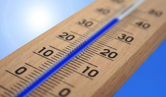 Heiße Temperaturen auf Rügen