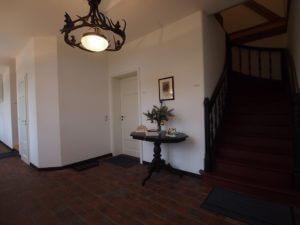 Eingangsbereich zum Appartment