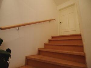 Zugang Wohnung Galerie West