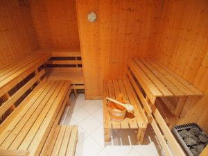 Sauna Remise für alle Gäste